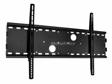 monoprice flat panel tv 165 lbs 30 to 63 inch low profile