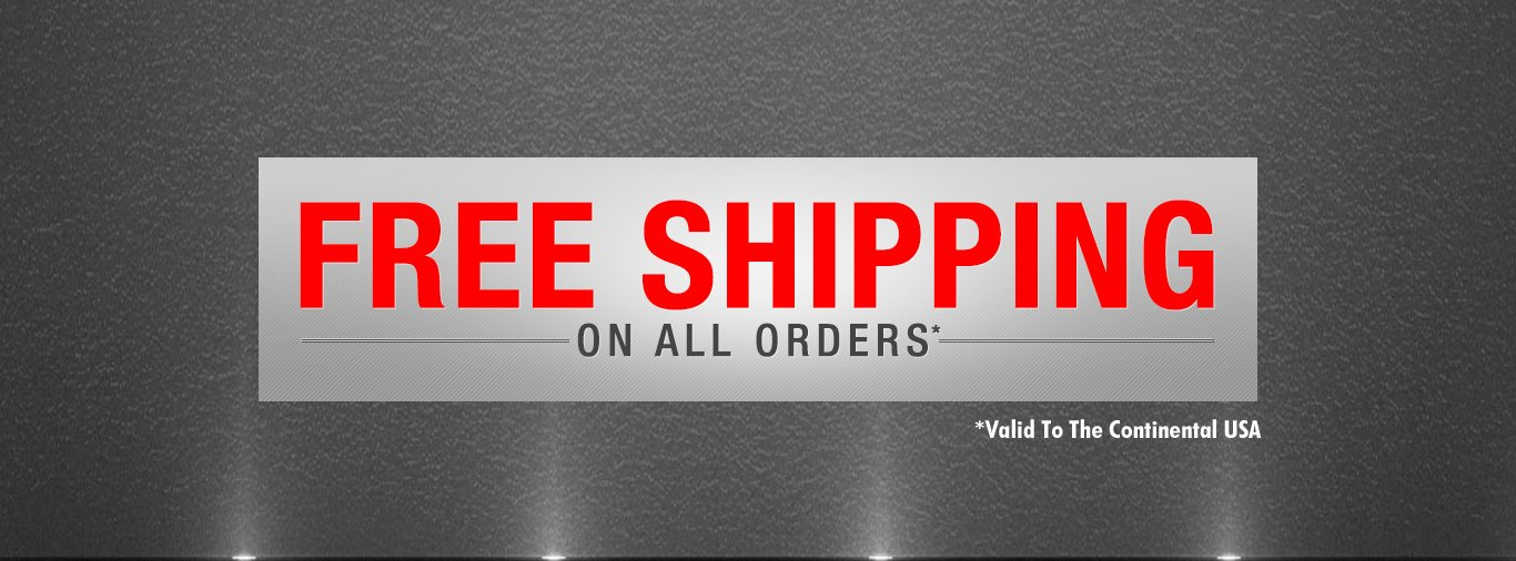 Free Shipping to the Domestic USA