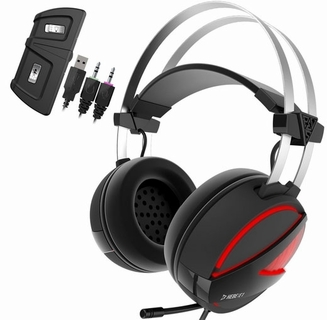 Gamdias HEBE E1 RGB 3.5MM Gaming Headset