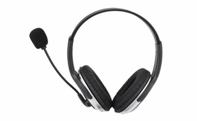 iMicro SP-IM168MV Supraural 3.5mm Headset with Microphone