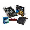 Intel Core i5-6500 8GB DDR4 Thermaltake Versa 600W EVGA Barebone PC