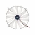 Kingwin CFBL-020LB 200mm Long Life Bearing Case Fan with Blue LED