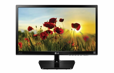 "LG 23MP47HQ Black 23"" 5ms HDMI Widescreen LED Backlight LCD Monitor"