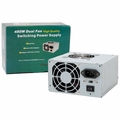 Logisys 480W Dual Fan ATX 12V Power Supply