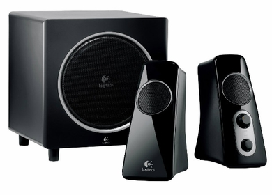 Logitech Z523 2.1ch Computer Speaker Set with Subwoofer