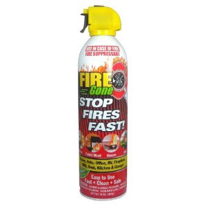 Max Pro FG-007-102 Fire Gone Home Fire Extinguisher