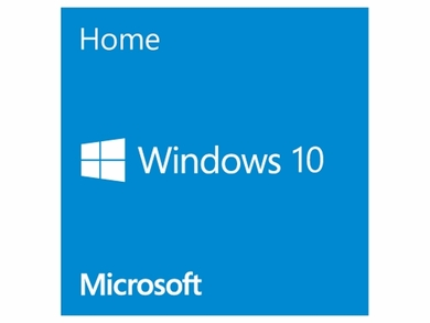 Microsoft Windows 10 OEM - Home 64-bit (DVD)