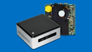 Mini PC - Intel NUC KIT NUC513MYHE and board NUC513MYBE