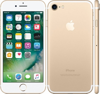 """Model for iPhone 7 (4.7"""") Gold"""