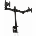 MonMount Dual LCD Monitor Desk Clamp