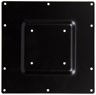 monmount vesa 75 to 200 monitor adapter plate. Black Bedroom Furniture Sets. Home Design Ideas