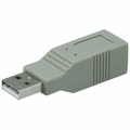MonoPrice 363 USB 2.0 A Male/B Female Adapter