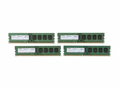 Mushkin 994017 32GB (4 x 8GB) PC3 10600 Desktop DDR3 RAM