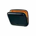 Navigon 10000210/1 4.3-Inch Universal Hard Shell Case For Gps Devices, Orange Nylon Interior - (Black)