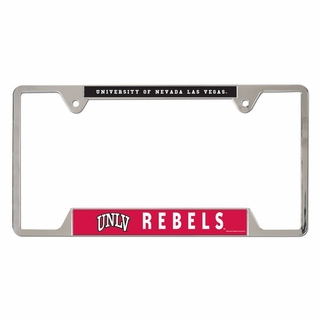 NCAA UNLV Rebels License Plate Frame 21614010