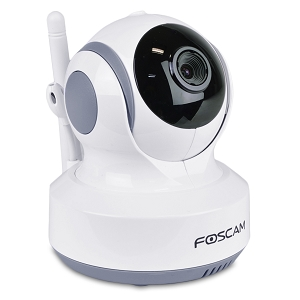 Refurbished Foscam FBM3501T Single Replacement/Add-On Digital Video Baby Monitor w/Pan/Tilt, Nightvision