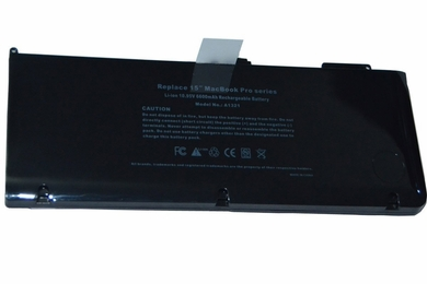 Replace Laptop Battery A1321 661-5211 661-5476 for MacBook Pro 15 Inch