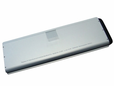 Replacement 6-cell 10.8V 5200mAh A1281 Battery Apple MacBook Pro