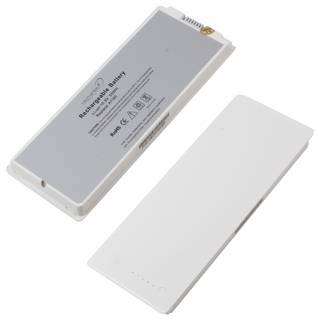 Macbook Rechargeable Battery A1185 White