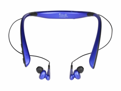 Samsung Level U Pro Stereo Bluetooth In-Ear Headphones with Microphone and UHQ Audio, Blue