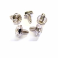 StarTech.com 50-Pack PC Standoff Mounting Screws #6-32 x 1/4inch