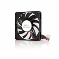 Startech Replacement 70mm TX3 Dual Ball Bearing CPU Cooler Fan FAN7X10TX3