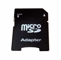 Super Talent ADPTER-MCR MicroSD to SD Adapter Card