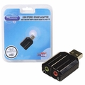 Syba SD-CM-UAUD USB to 3.5mm Audio USB Sound Card