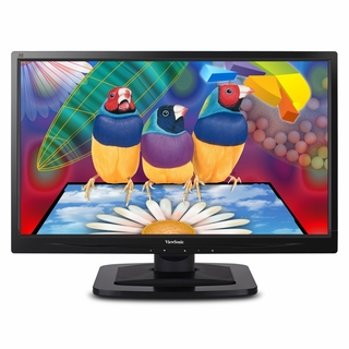 "ViewSonic VA2249S Black 22"" IPS Wide Viewing Angle LED Backlight LCD Monitor"