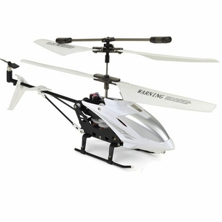 Twin Propeller Remote Controlled Helicopter with iPhone Controls