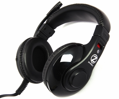 Zalman HPS200 Headset with Built In Mic