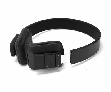 Zalman ZM-HPS10BT-B Over The Ear Bluetooth Headset with Built-In Mic