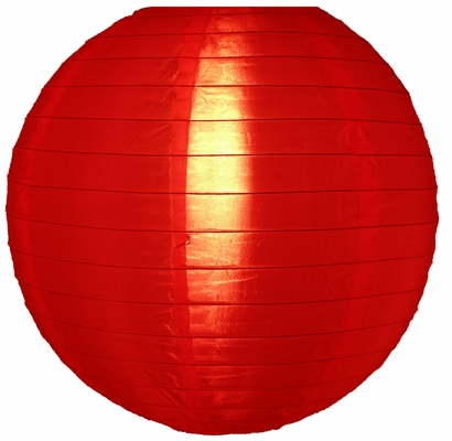 10 Quot Red Nylon Lantern From Paperlanternstore At The Best
