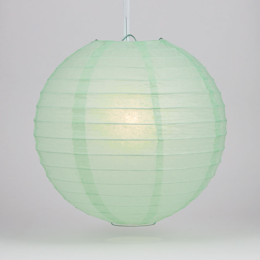 12-PC Turquoise Paper Lantern Assorted Decoration Combo Set 12//10//8-Inch
