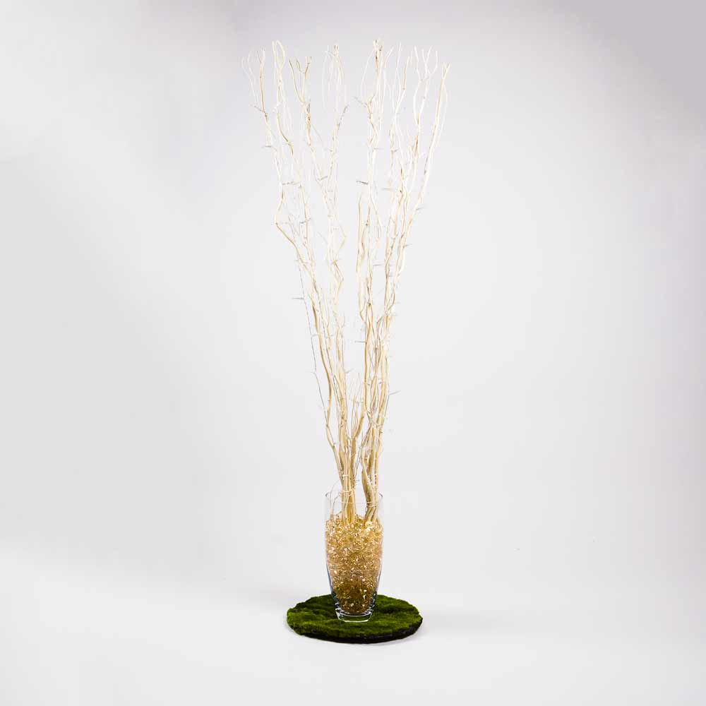 Details About Battery Operated Willow Branch Light Tan Branches