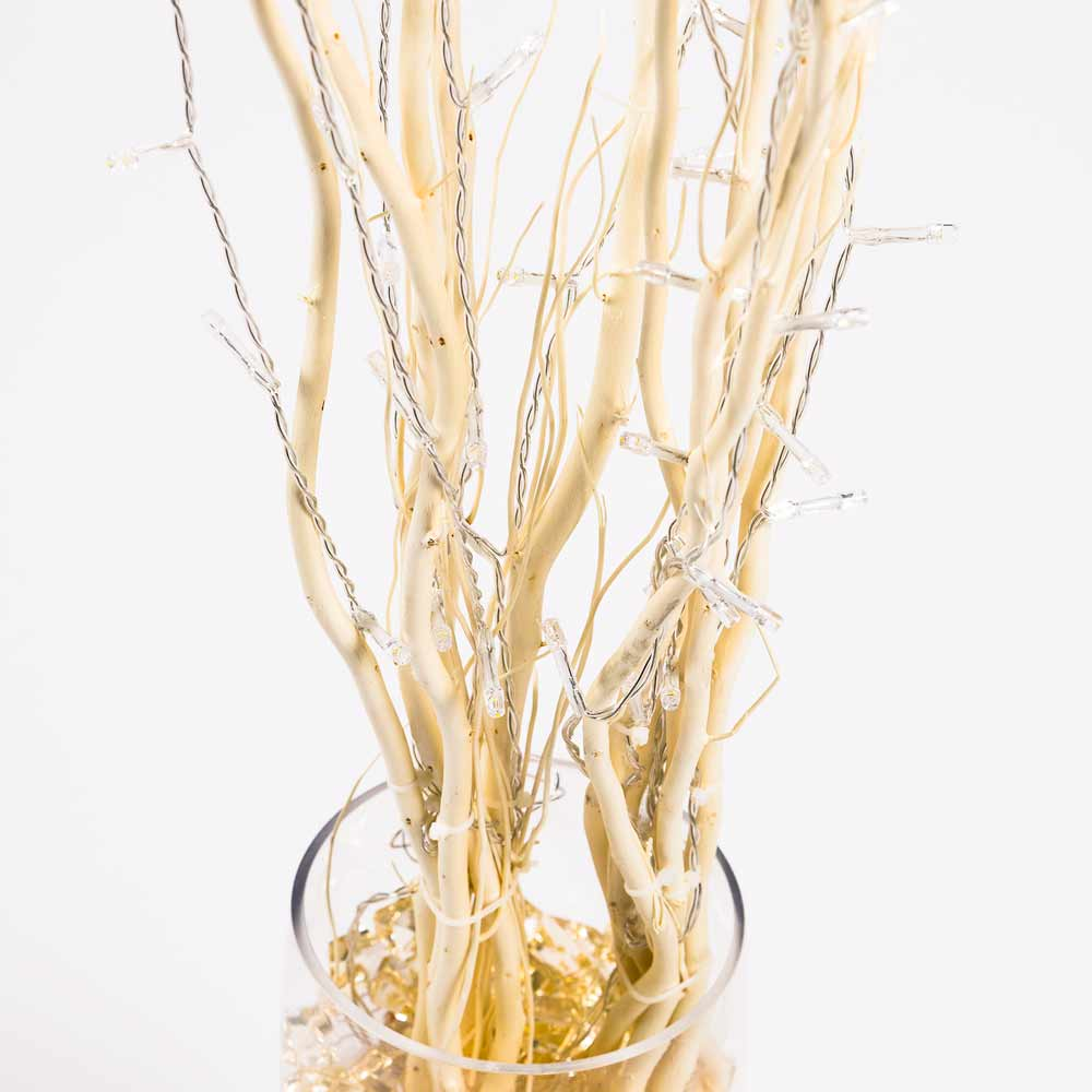 Battery Operated Willow Branch Light Tan Branches