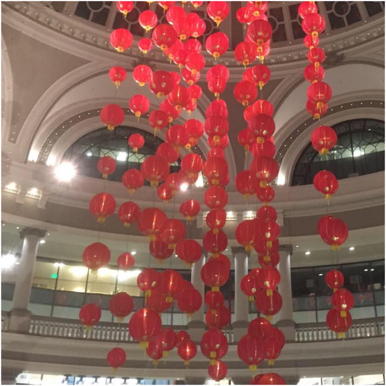 10 Quot Red Traditional Nylon Chinese Lantern W Tassel From