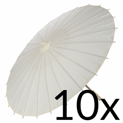 1e99b5c5e 32 Inch Beige / Ivory Paper Parasol Umbrellas on Sale Now!|Chinese ...