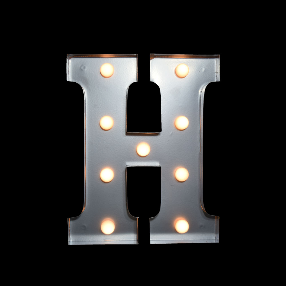 marquee light letter 39h39 led metal sign 10 inch battery With marquee led lights letters