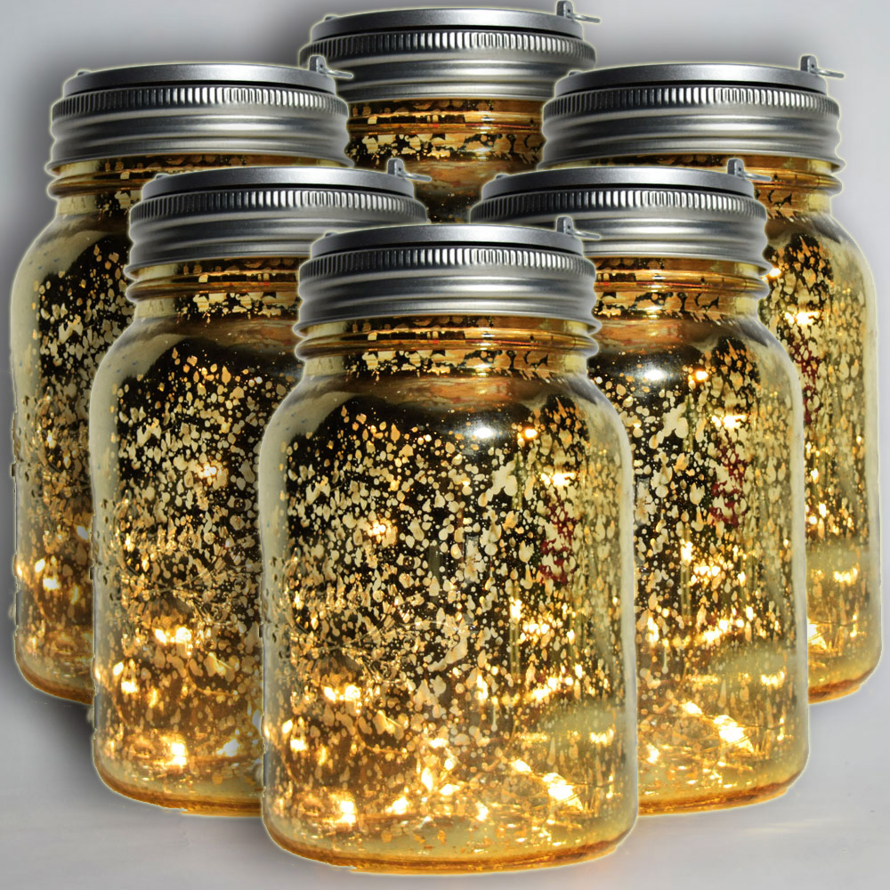 Decorative Led Mason Jar Lights Now On Sale