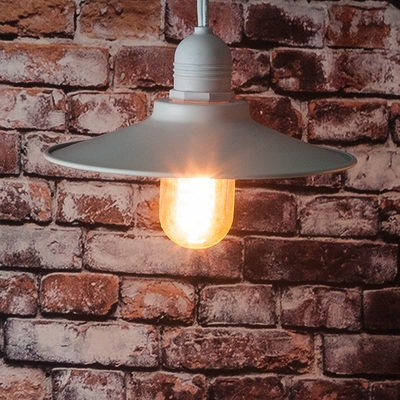 Classic Metal Patio Light Bulb Shade Cover For Outdoor
