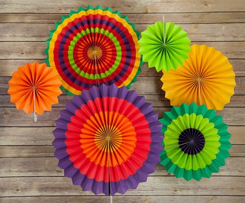 Paper flowers and decorative paper pinwheels for sale pinwheel paper flower decorations mightylinksfo
