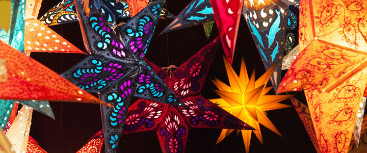 paper star lanterns star lamps now on sale