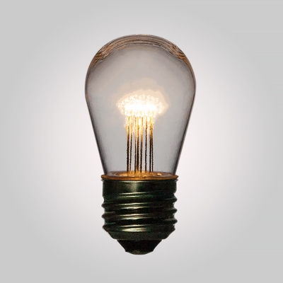 Warm White Led S14 E26 Plastic Shatterproof Light Bulb On Sale Now At Best Bulk Wholesale Prices