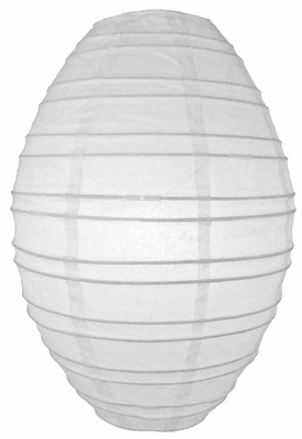 14 Inch White Kawaii Unique Paper Lantern On Sale Now