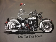 Sea Dog<BR>Hog Bones<BR>T-Shirt