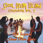 Steel Drum Island Collection Vol. #7