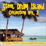 Steel Drum Island Boat Drinks Vol. #2 TEMPORARILY OUT OF STOCK