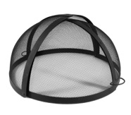 "Asia Direct 24"" Fire Pit Screen AD112-TS"