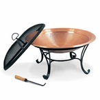 Asia Direct AD112 Copper Fire Pit